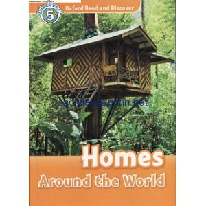 Oxford Read and Discover – L5 – Homes Around the World