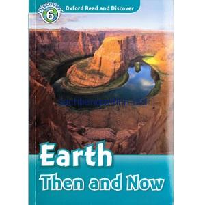 Oxford Read and Discover – L6 – Earth Then and Now