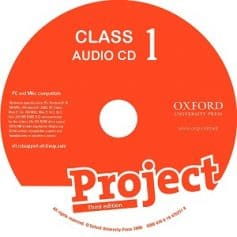 Project 1 3rd Edition Class Audio CD