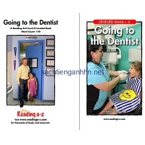 Reading A-Z Level G- Going to the Dentist