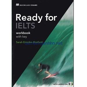 Ready for IELTS Workbook with key ebook