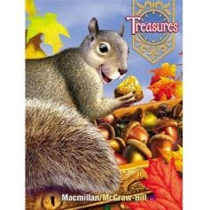 Treasures Language Arts - Grade 1 Volume 3