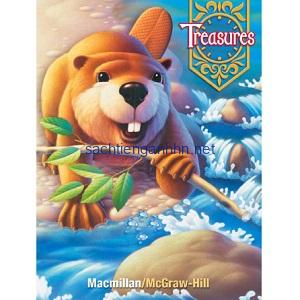 Treasures Language Arts – Grade 1 Volume 5
