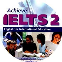 Achieve IELTS 2 Class Audio CD