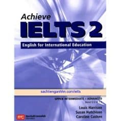 Achieve IELTS 2 Teacher's Book Upper-Intermediate Advanced Band 5.5 to 7.5
