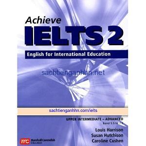 Achieve IELTS 2 Teacher's Book Upper-Intermediate Advanced Band 5.5 to 7.5