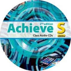 Achieve Starter 2nd Edition Class Audio CD