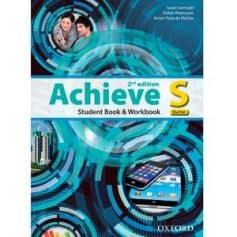 Achieve Starter Student Book Workbook 2nd Edition