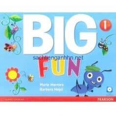 Big Fun 1 Student Book