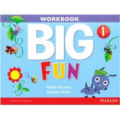 Big Fun 1 Workbook