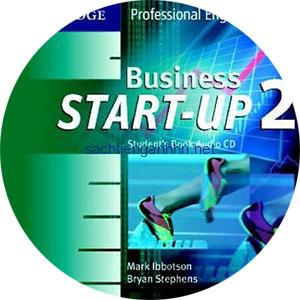Business Start-Up 2 Student's Book Audio CD