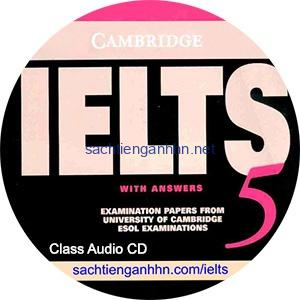 Cambridge IELTS 5 Class Audio CD 1
