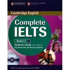 Complete IELTS Bands 4-5 Student's Book