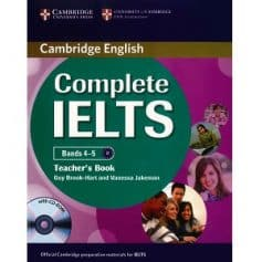 Complete IELTS Bands 4-5 Teacher's Book