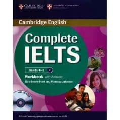 Complete IELTS Bands 4-5 Workbook with Answers