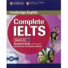 Complete IELTS Bands 5-6.5 Student's Book