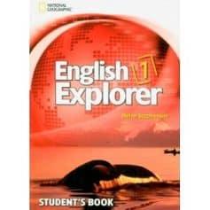English Explorer 1 Student's Book