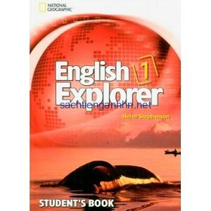 English Explorer 1 Student's Book