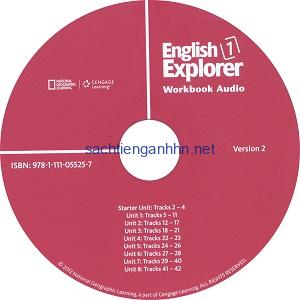 English Explorer 1 Workbook Audio CD