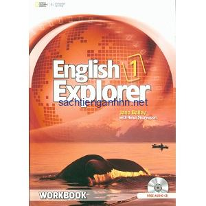 English Explorer 1 Workbook