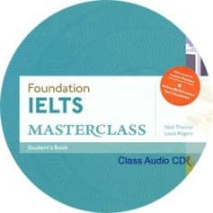 Foundation IELTS Masterclass Class Audio CD 2
