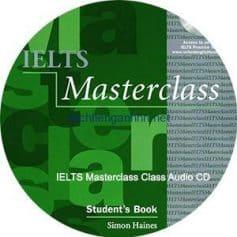 IELTS Masterclass Class Audio CD 1