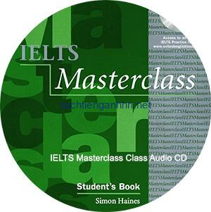 IELTS Masterclass Class Audio CD