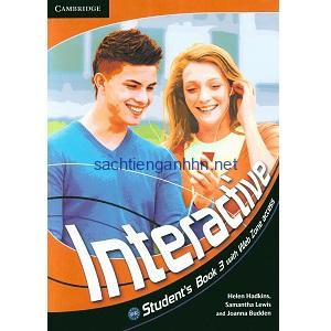 Interactive 3 Student Book