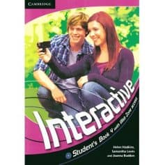 Interactive 4 Student Book ebook pdf