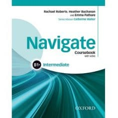 Navigate Intermediate B1+ Coursebook