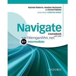 Navigate Intermediate B1 plus Coursebook
