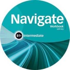 Navigate Intermediate B1 plus Workbook Audio CD