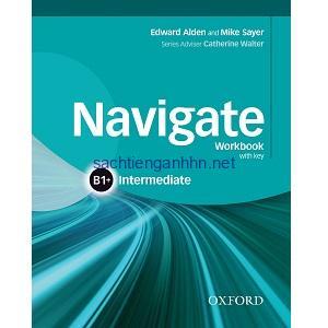 Navigate Intermediate B1 plus Workbook with key