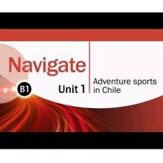 Navigate Pre-Intermediate B1 Coursebook Video DVD