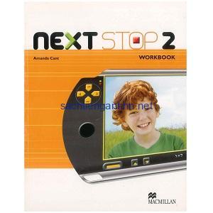 Next Stop 2 Workbook ebook pdf