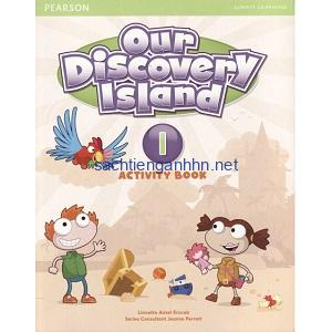 Our Discovery Island 1 Activity Book