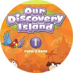 Our Discovery Island 1 Pupil's Book Class Audio CD 3