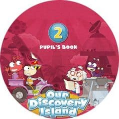 Our Discovery Island 2 Pupil's Book Class Audio CD 2