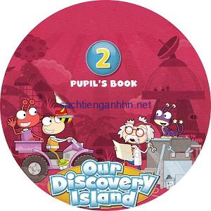Our Discovery Island 2 Pupil's Book Class Audio CD