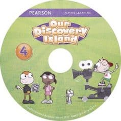 Our Discovery Island 4 Student Book Audio CD