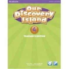 Our Discovery Island 4 Teacher's Edition