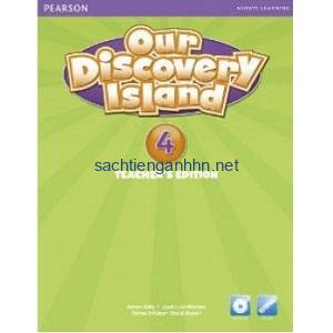 Our Discovery Island 4 Teacher's Edition