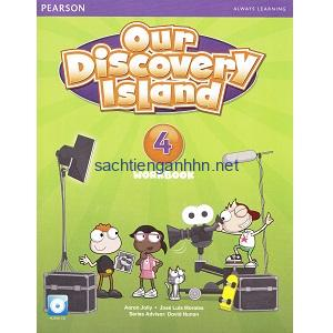 Our Discovery Island 4 Workbook