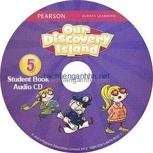 Our Discovery Island 5 Student Book Audio CD