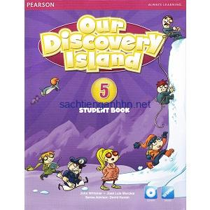 Our Discovery Island 5 Student Book