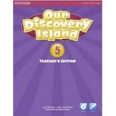 Our Discovery Island 5 Teacher's Edition