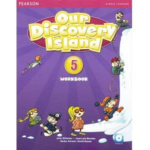 Our Discovery Island 5 Workbook