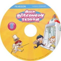 Our Discovery Island 6 Student Book Audio CD
