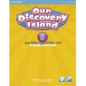 Our Discovery Island 6 Teacher's Edition