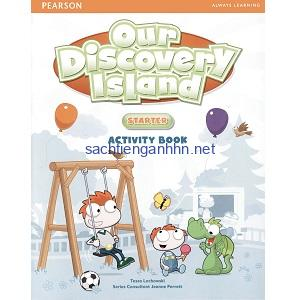 Our Discovery Island Starter Activity Book